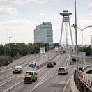 most snp, novy most, most, rekonstrukcia