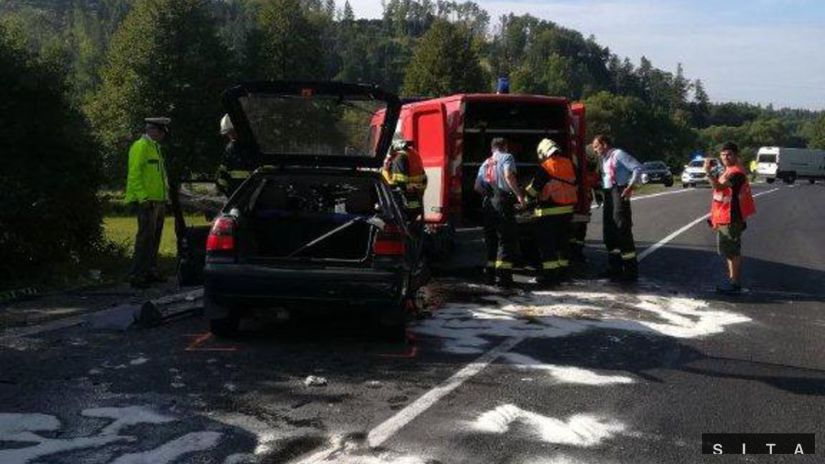 nehoda, dopravna nehoda