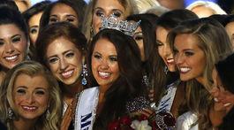 Nová Miss Amerika Cara Mund