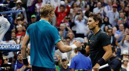 Rafael Nadal, Kevin Anderson