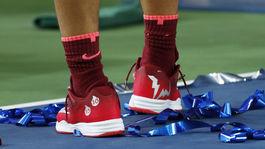 Rafael Nadal, konfety