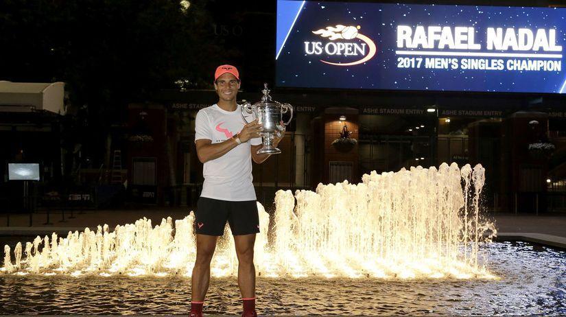 Rafael Nadal, trofej