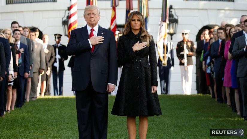 Trump, Melánia