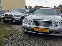 Dieselové autá - bazár
