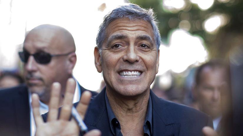 Geiorge Clooney