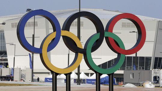 Olympijské kruhy, Pjongčang, ohkej, Gangeneung