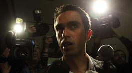 Spain Cycling Doping Contador