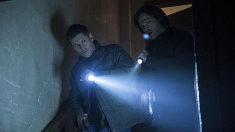 supernatural, lovci duchov,