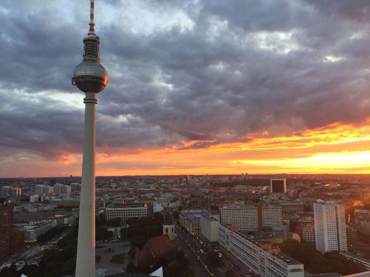 Berlín, Nemecko, mesto