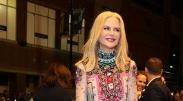 Nicole Kidman na premietaní filmu The Killing of a Sacred Deer sa objavila v šatách Valentino