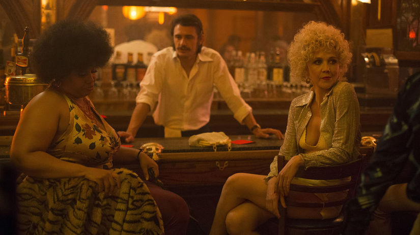 The Deuce: Špina Manhattanu