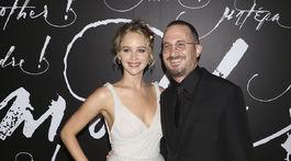Jennifer Lawrence a Darren Aronofsky