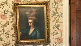 mozartova sestra, obraz, Buchlov