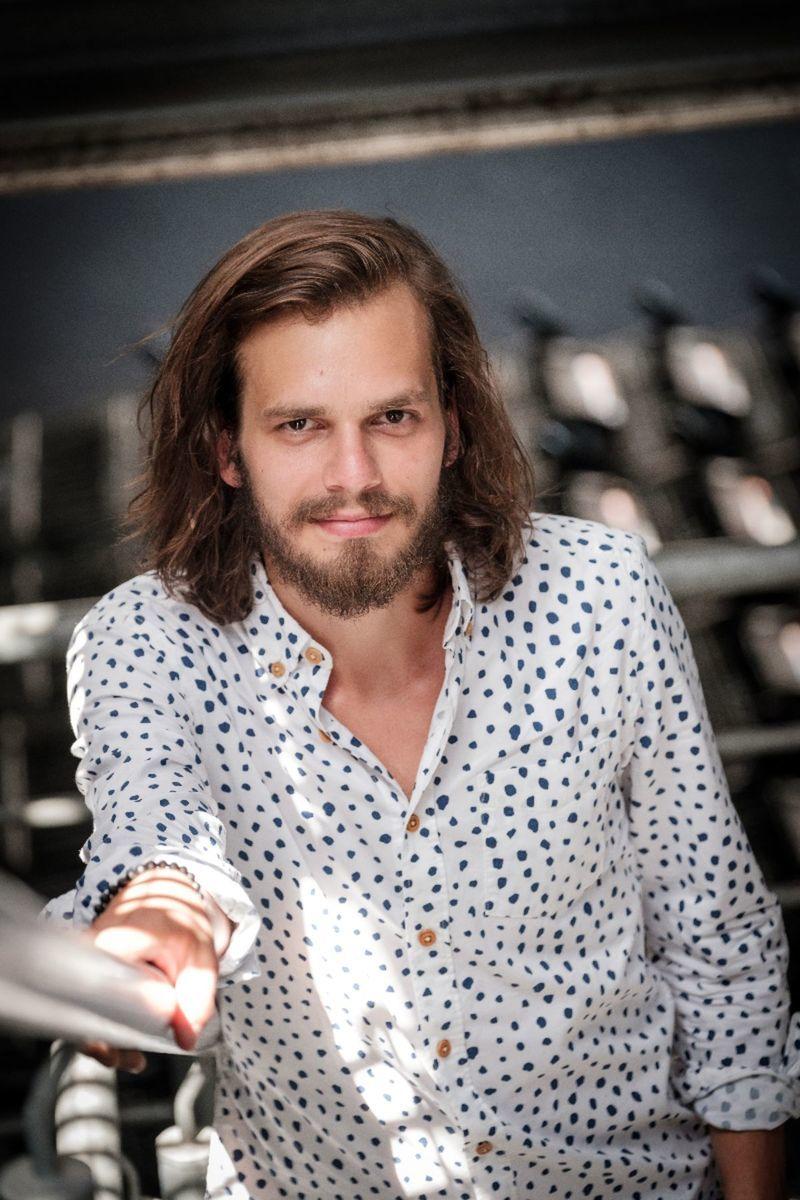 herec Matej Marusin
