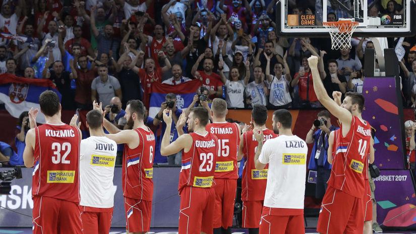 Srbsko, basketbal