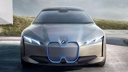BMW i Vision Dynamics Concept: Americkej Tesle pribudne ďalší súper