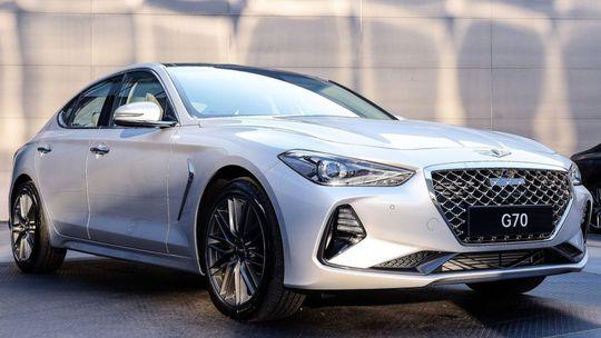 Genesis G70: Luxusný kórejský sedan útočí na nemeckú konkurenciu