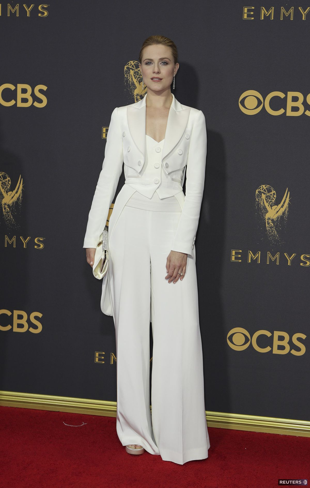 Herečka Evan Rachel Wood.