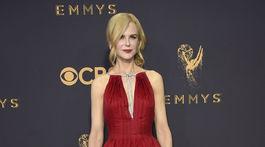 Herečka Nicole Kidman v kreácii Calvin Klein by Appointment.