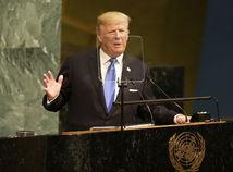 Trump v OSN:  Zastavíme islamský radikalizmus, KĽDR bude čeliť odplate