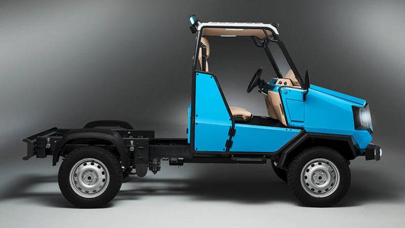 TUM aCar - elektromobil pre Afriku