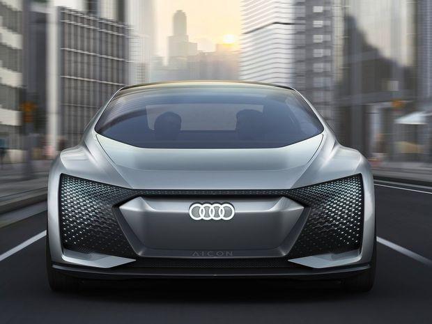 Audi Aicon Concept - 2017