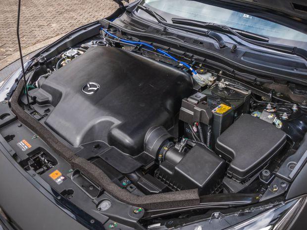 Mazda - motor SkyActiv-X 2017