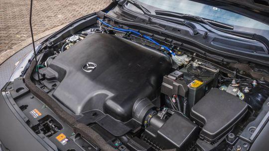 Mazda: Ako funguje japonský diesel na benzín? Iskru dáva stále