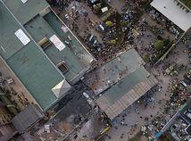 Mexiko zemetrasenie