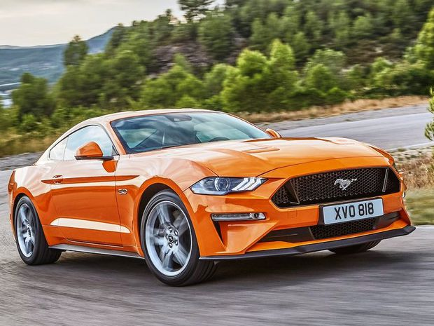 Ford Mustang - 2018