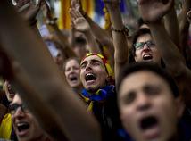 katalansko, barcelona, protest