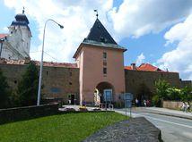 Levoča - brána