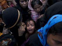 Rohingovia v Bangladéši