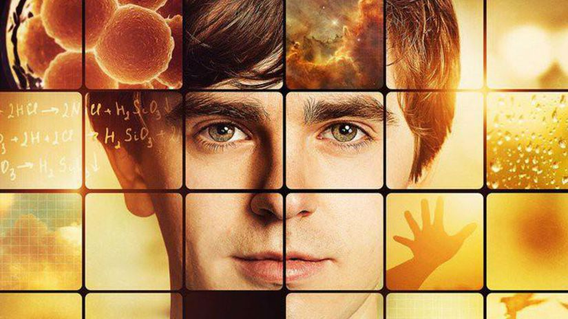 good doctor, freddie highmore,