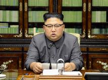 Kim pohrozil USA najtvrdšou odvetou, KĽDR sa vyhráža ďalším jadrovým testom