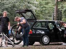cyklo, bicykel, cyklisti
