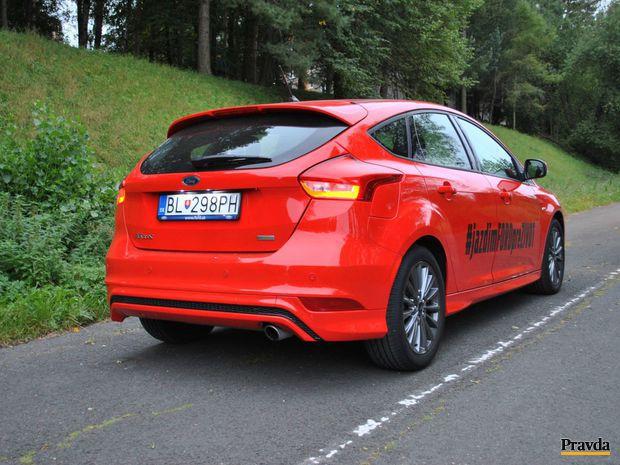 Ford Focus 1,5 EcoBoost ST-Line