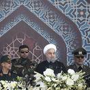 Po KĽDR provokuje aj Irán. Teherán vyskúšal novú balistickú strelu