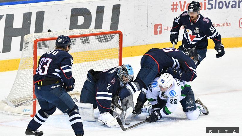 Slovan, hokejisti