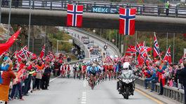Bergen, MS, vlajky