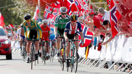 Fanúšikovia, Nórsko