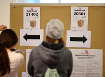 nemecko, volby