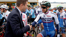Peter Sagan, David Lappartient