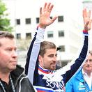 FOTO: Sagan opäť nadchol cyklistický svet. Pozrite si galériu z Bergenu