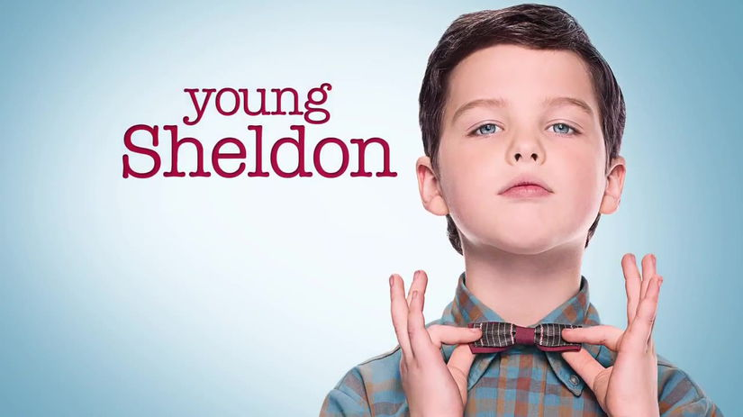 sheldon, young sheldon, Iain Armitage