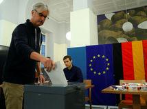 volby, nemecko