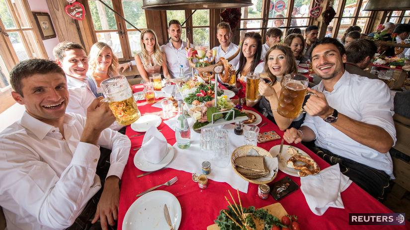 Bayern Mníchov, Oktoberfest