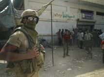 Moskva priznala desiatky mŕtvych a ranených Rusov v Sýrii