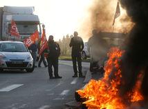 Protesty vo Francúzsku