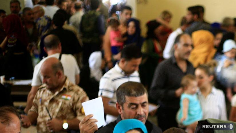 Referendum v Kurdistane